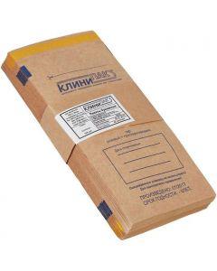 Buy Kraft bags Klinipak self-sealing 100 pcs. R / time .: 230 * 280m | Online Pharmacy | https://buy-pharm.com