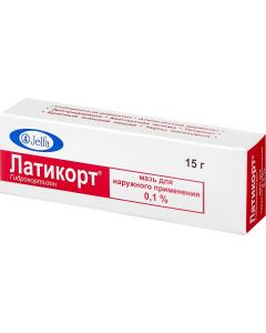 Buy Latikort 0.1% 15.0 ointment | Online Pharmacy | https://buy-pharm.com