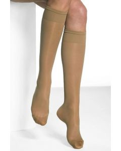Buy Solidea Miss Relax 100 compression knee-highs, size S, Nude (Glace)  | Online Pharmacy | https://buy-pharm.com