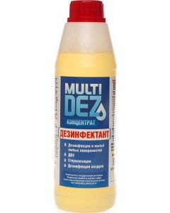 Buy Means for disinfection and sterilization of any surfaces MultiDez concentrate 0.5 liters | Online Pharmacy | https://buy-pharm.com