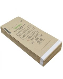 Buy Kraft paper bags for sterilization of instruments 75x150 / 100 pcs. | Online Pharmacy | https://buy-pharm.com