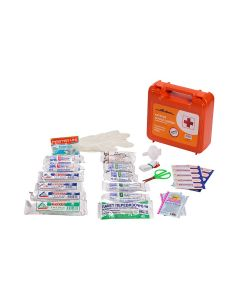 Buy Car first aid kit 'Airline AM-02', in a plastic case | Online Pharmacy | https://buy-pharm.com