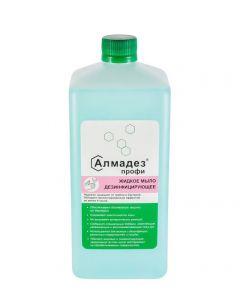 Buy Disinfectant liquid soap Almadez Profi 1 liter | Online Pharmacy | https://buy-pharm.com