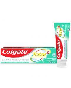 Buy Colgate Toothpaste-Gel 'Total 12 Professional Cleaning', complex, 75 ml | Online Pharmacy | https://buy-pharm.com