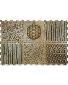 Buy Eco # 9 - Orthodon massage mats set (6 puzzles) | Online Pharmacy | https://buy-pharm.com