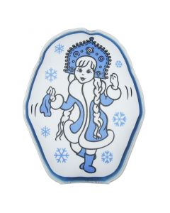 Buy Small salt hot water bottle (Snow Maiden) | Online Pharmacy | https://buy-pharm.com