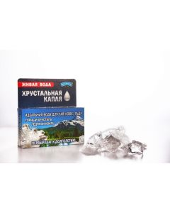 Buy Strengthens bones, teeth and hair natural healer Water activator, Crystal drop, a mixture of rock crystal and ice quartz crystals, 225 g | Online Pharmacy | https://buy-pharm.com