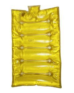 Buy Salt hot water bottle Torg Lines 'Big mattress', yellow | Online Pharmacy | https://buy-pharm.com