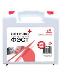 Buy Home first-aid kit 'FEST' for mom and baby, economy, plastic case | Online Pharmacy | https://buy-pharm.com