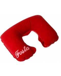 Buy Fosta inflatable pillow with head cutout F 8052, 42 x 27.5 cm, color: red | Online Pharmacy | https://buy-pharm.com