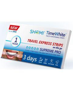 Buy Teeth whitening strips Shomi Shomi Supreme Pro 3 Days Whitening strips for teeth 6 strips | Online Pharmacy | https://buy-pharm.com