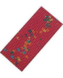 Buy Applicator Lyapko 'Mat Sputnik', color: red, needle pitch 6,2 mm, 60 х 180 mm | Online Pharmacy | https://buy-pharm.com