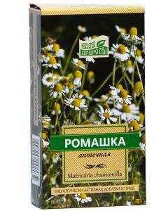 Buy Heritage of nature Pharmaceutical chamomile Biologically active food additive, 50 g   Online Pharmacy   https://buy-pharm.com