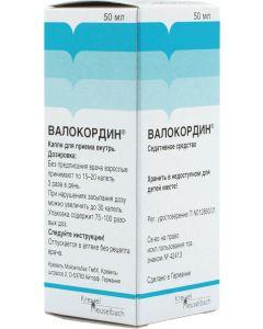 Buy Valocordin drops fl. 20ml | Online Pharmacy | https://buy-pharm.com
