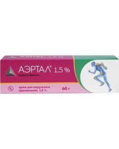 Buy Aertal cream for outside. apply. 1.5% tube 60g   Online Pharmacy   https://buy-pharm.com