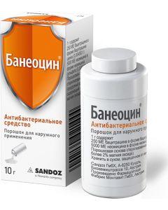 Buy Baneocin pore. d / bed. approx. 10g # 1 | Online Pharmacy | https://buy-pharm.com