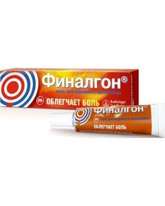 Buy Finalgon ointment d / nar. approx. tube 20g   Online Pharmacy   https://buy-pharm.com