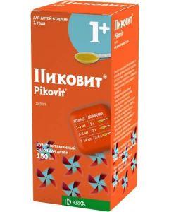 Buy Pikovit syrup for children fl . 150ml  | Online Pharmacy | https://buy-pharm.com