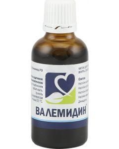 Buy Valemidin drops for vn. reception (alcohol) bottle-dropper 25ml | Online Pharmacy | https://buy-pharm.com