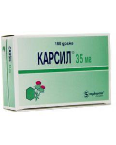 Buy Carsil dr. 35mg # 180  | Online Pharmacy | https://buy-pharm.com