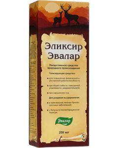 Buy Elixir 'Evalar' fl. 250ml | Online Pharmacy | https://buy-pharm.com