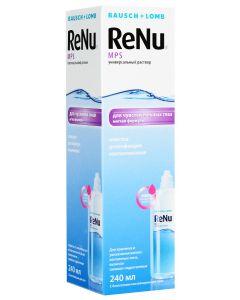 Buy A solution of Bausch & Lomb Renu MPS 240 ml | Online Pharmacy | https://buy-pharm.com