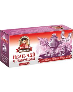Buy Ivan-tea with thyme Home cellar, 25 bags | Online Pharmacy | https://buy-pharm.com