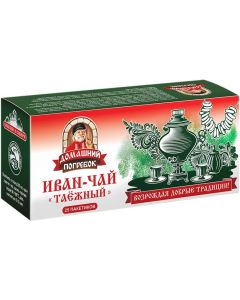 Buy Ivan-tea Taiga Home Cellar, 25 bags | Online Pharmacy | https://buy-pharm.com