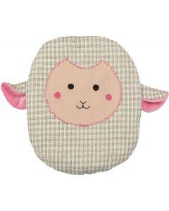 Buy Toy-heating pad ZerO-99 'Sheep', with cherry pits | Online Pharmacy | https://buy-pharm.com