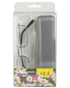 Buy Corrective glasses for reading Proffi, +2- case, +2- pencil case | Online Pharmacy | https://buy-pharm.com