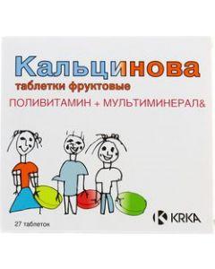 Buy Kaltsinova Fruit tablets, # 27  | Online Pharmacy | https://buy-pharm.com