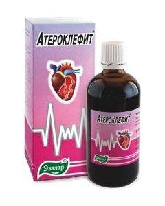 Buy Atheroclefit Drops, 100 ml | Online Pharmacy | https://buy-pharm.com