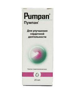Buy Pumpan drops for internal use, 20 ml   Online Pharmacy   https://buy-pharm.com