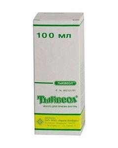 Buy Tykveol Oil for oral administration, 100 ml | Online Pharmacy | https://buy-pharm.com