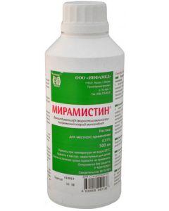 Buy Miramistin 0.01% Solution, 500 ml | Online Pharmacy | https://buy-pharm.com
