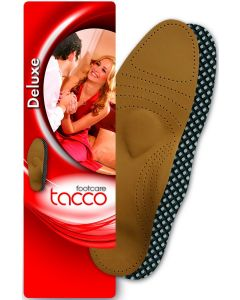 Buy Tacco Footcare DELUXE insoles for shoes, 189-694-29, Genuine leather | Online Pharmacy | https://buy-pharm.com