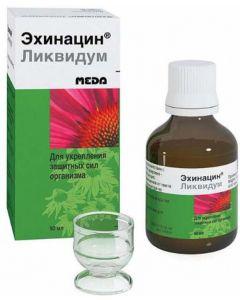 Buy Echinacin liquidum Solution for internal use, 50 ml | Online Pharmacy | https://buy-pharm.com
