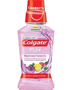 Buy Colgate Plax Oral Rinse Fruit Freshness, 250 ml | Online Pharmacy | https://buy-pharm.com