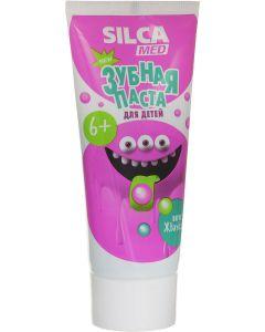 Buy Silca Med Gel toothpaste with gum flavor from 6 years old 65 g | Online Pharmacy | https://buy-pharm.com