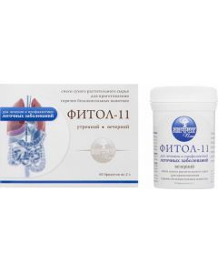 Buy Fitol-11 Alfit Plus A mixture of dry plant materials for the preparation of hot soft drinks, 120 g | Online Pharmacy | https://buy-pharm.com