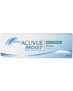Buy ACUVUE Multifocal Lenses 1-Day Acuvue Moist Daily, -4.00 / 14.3 / 8.4, LOW, 30 pcs. | Online Pharmacy | https://buy-pharm.com
