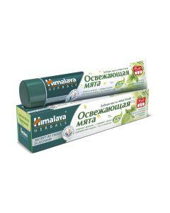 Buy Himalaya Herbals Toothpaste Mint Fresh Refreshing Mint, 75 ml | Online Pharmacy | https://buy-pharm.com